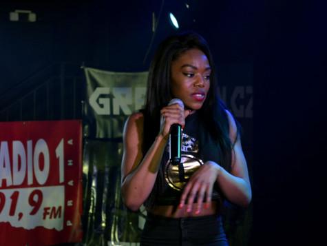 Fotky z koncertu Lady Leshurr